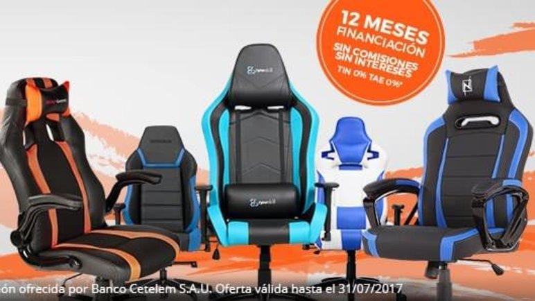 Especial sillas gaming en pc componentes mediavida - Ofertas sillas gaming ...